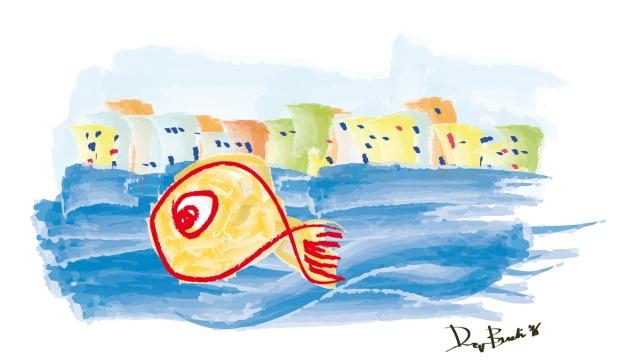 il-pesce-quasi-a-rivaW